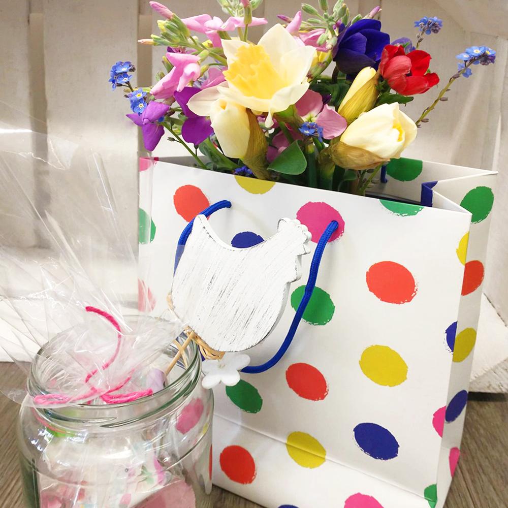 Crafty Jam Jar Flower Kit